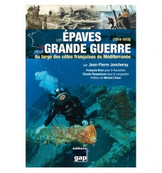 Les épaves de la Grande Guerre en Méditerranée
