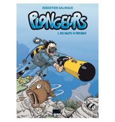 BD Plongeurs T3 Des bulots In Profondis