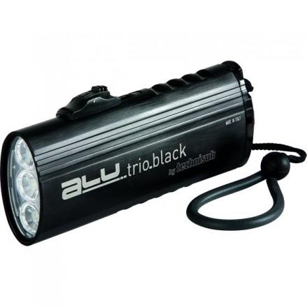 Lampe Alu Trio Black 4C