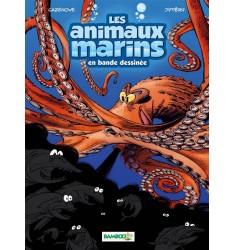Les animaux marins en BD Tome 2