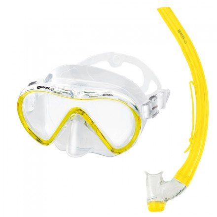 Set masque Stream + Tuba Rover Pro