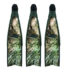 Palmes Stingray Carbon Camo 3D