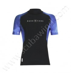 Rash Guard Galactic manches courtes Homme