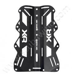 Plaque dorsale aluminium - XR Line