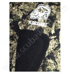 Veste de chasse Camo Stone 7mm
