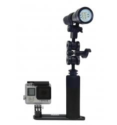 Pack Bigblue  AL1800XWP + Platine mini caméra +Valise