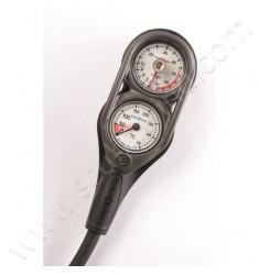 Console 2/1 Mano 300b + profondimètre + compas