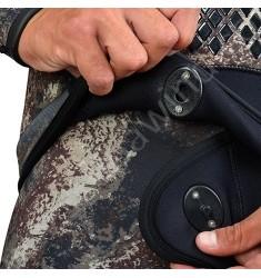 Veste de combinaison de chasse KAMA 5mm