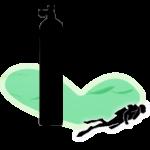 Blocs de plongée tek